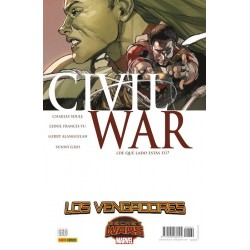 LOS VENGADORES VOL.4 Nº 60 SECRET WARS