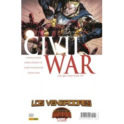 LOS VENGADORES VOL.4 Nº 59 SECRET WARS