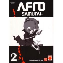 AFRO SAMURAI Nº 2