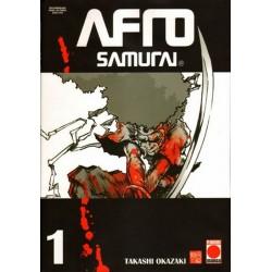 AFRO SAMURAI Nº 1