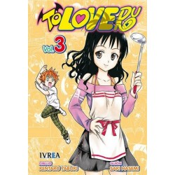 TO LOVE-RU Nº 3