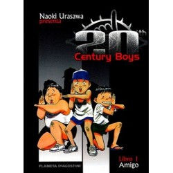 20TH CENTURY BOYS Nº 1