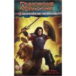 ALQUIMIA Nº 23 DUNGEONS & DRAGONS 2 REUNIÓN DE HÉROES