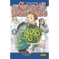 THE SEVEN DEADLY SINS Nº 4