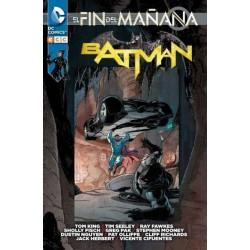 BATMAN: EL FIN DEL MAÑANA Nº 2