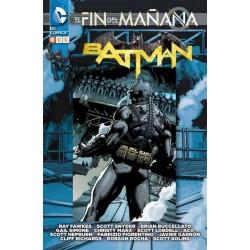 BATMAN: EL FIN DEL MAÑANA Nº 1