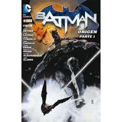 BATMAN TRIMESTRAL Nº 10 ORIGEN PARTE 1