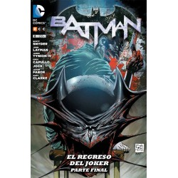 BATMAN TRIMESTRAL Nº 8 EL REGRESO DEL JOKER PARTE FINAL