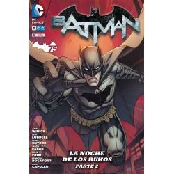 BATMAN TRIMESTRAL Nº 5 LA NOCHE DE LOS BÚHOS PARTE 2