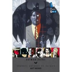 BATMAN: ROSTROS