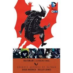 BATMAN: LA NOCHE FINAL