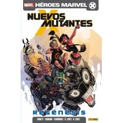 NUEVOS MUTANTES VOL.2 Nº 5 REGÉNESIS