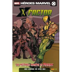 X-FACTOR VOL.2 Nº 4 LAS MÚLTIPLES MUERTES DE MADROX