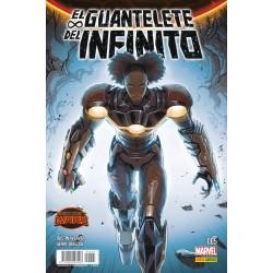 SECRET WARS: EL GUANTELETE DEL INFINITO Nº 5