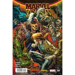 SECRET WARS: MARVEL ZOMBIES Nº 4