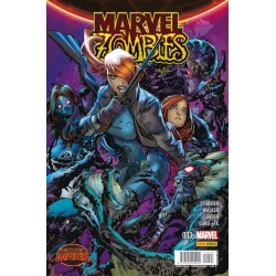 SECRET WARS: MARVEL ZOMBIES Nº 3
