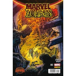SECRET WARS: MARVEL ZOMBIES Nº 2
