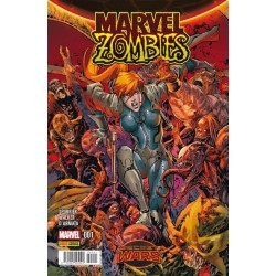SECRET WARS: MARVEL ZOMBIES Nº 1