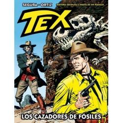 TEX Nº 5 LOS CAZADORES DE FÓSILES