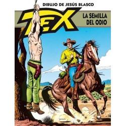 TEX Nº 4 LA SEMILLA DEL ODIO