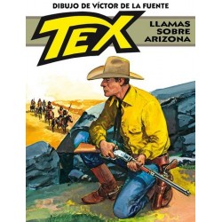 TEX Nº 1 LLAMAS SOBRE ARIZONA