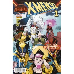 SECRET WARS: X-MEN ´92 Nº 1