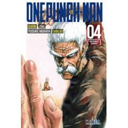 ONE PUNCH-MAN Nº 4