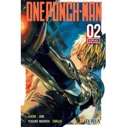 ONE PUNCH-MAN Nº 2