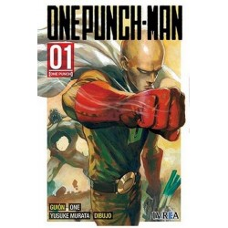 ONE PUNCH-MAN Nº 1