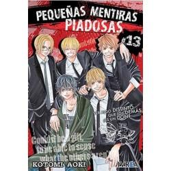 PEQUEÑAS MENTIRAS PIADOSAS Nº 13