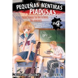 PEQUEÑAS MENTIRAS PIADOSAS Nº 4