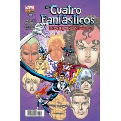 LOS 4 FANTÁSTICOS VOL.7 Nº 99