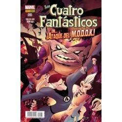 LOS 4 FANTÁSTICOS VOL.7 Nº 95
