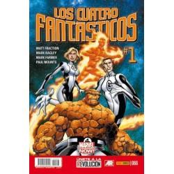 LOS 4 FANTÁSTICOS VOL.7 Nº 66