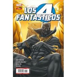 LOS 4 FANTÁSTICOS VOL.7 Nº 62