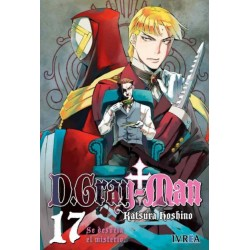 D.GRAY-MAN Nº 17