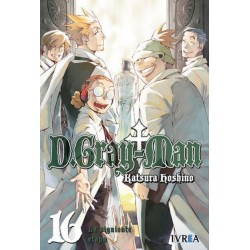 D.GRAY-MAN Nº 16