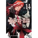 D.GRAY-MAN Nº 14