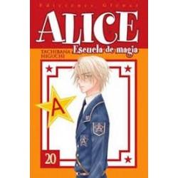 ALICE, ESCUELA DE MAGIA Nº 20