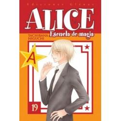 ALICE, ESCUELA DE MAGIA Nº 19