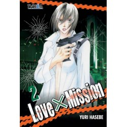 LOVE X MISSION Nº 2