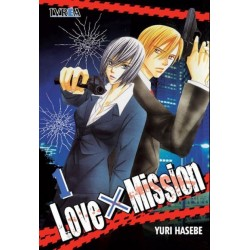 LOVE X MISSION Nº 1