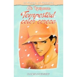 UN MANGA, UN ROMANCE Nº 16 TEMPESTAD COLOR CEREZA