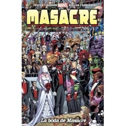 MASACRE VOL.2 Nº 18 LA BODA DE MASACRE