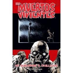 LOS MUERTOS VIVIENTES Nº 23 DE SUSURROS A CHILLIDOS