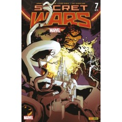 SECRET WARS Nº 7 (PORTADA ALTERNATIVA)