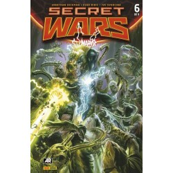 SECRET WARS Nº 6