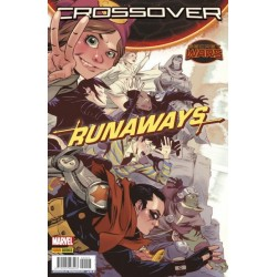 SECRET WARS: CROSSOVER Nº 7 RUNAWAYS