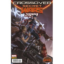 SECRET WARS: CROSSOVER Nº 4 SECRET WARS 2099