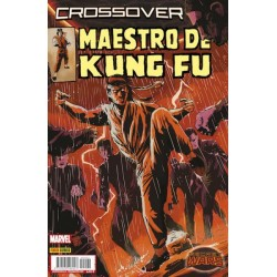SECRET WARS: CROSSOVER Nº 2 MAESTRO DE KUNG FU